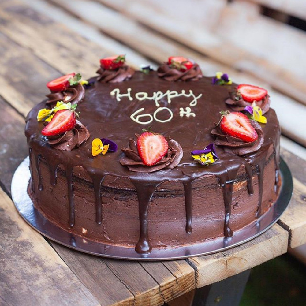 Торт без глютена и лактозы