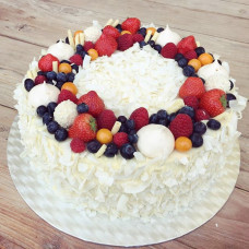 Диетический торт без сахара