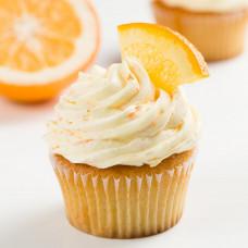 Капкейки без глютена с апельсином