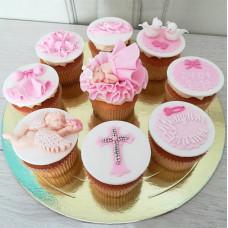 Кексы на крещение ребенка