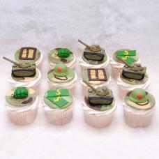 Пирожные для ветеранов на День победы