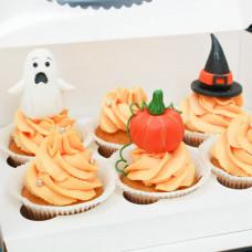 Оригинальные капкейки на Halloween