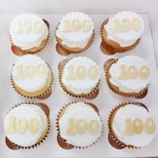 Капкейки на 100 лет