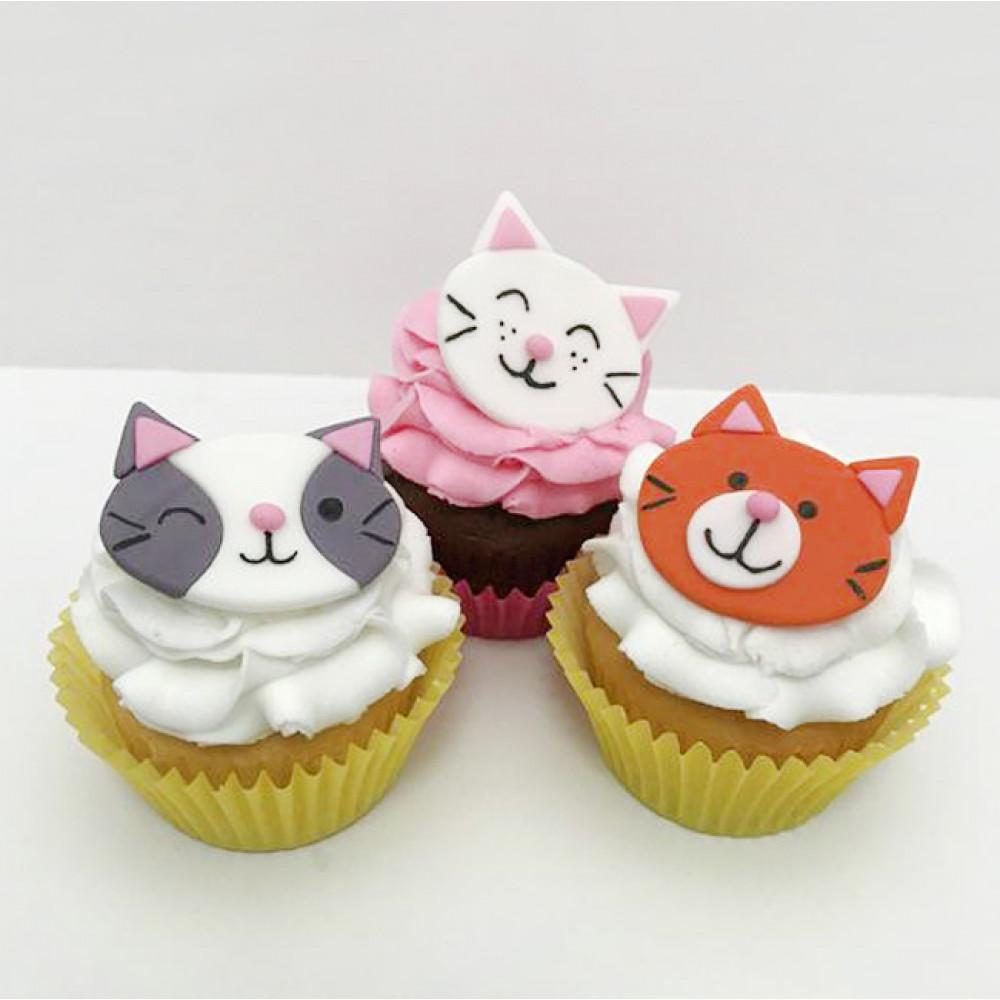 Капкейки кошки