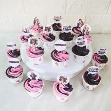 Кексы Black Pink