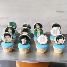 Пирожные BTS