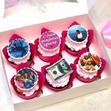 Оскорбительные пирожные на день рождения