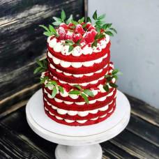 Корпоративный торт на 23 февраля
