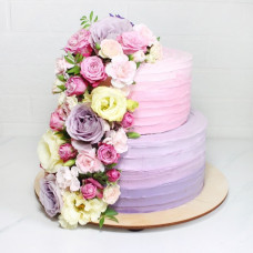 Корпоративный торт на 8 марта