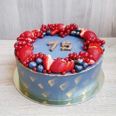 Торт для начальника женщины