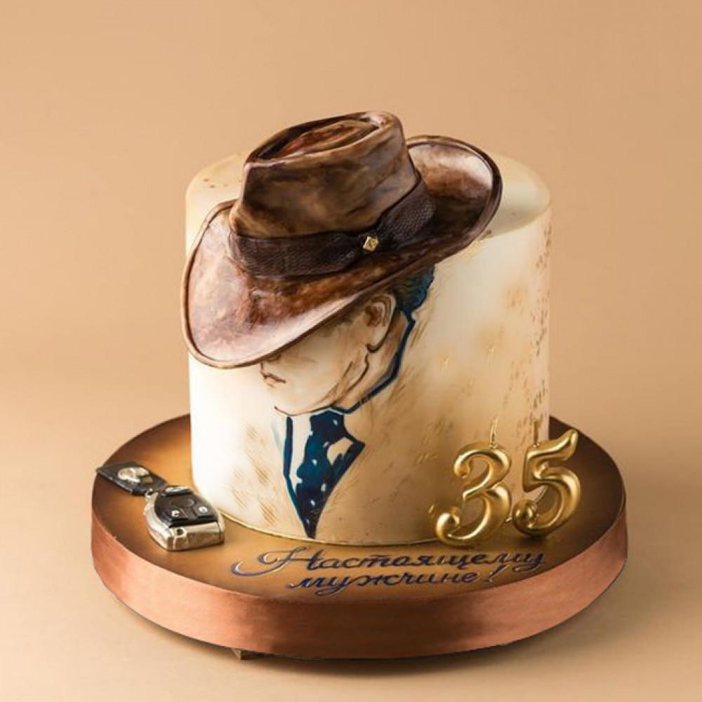Торт для руководителя мужчины