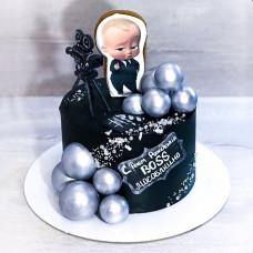 Торт в стиле босс