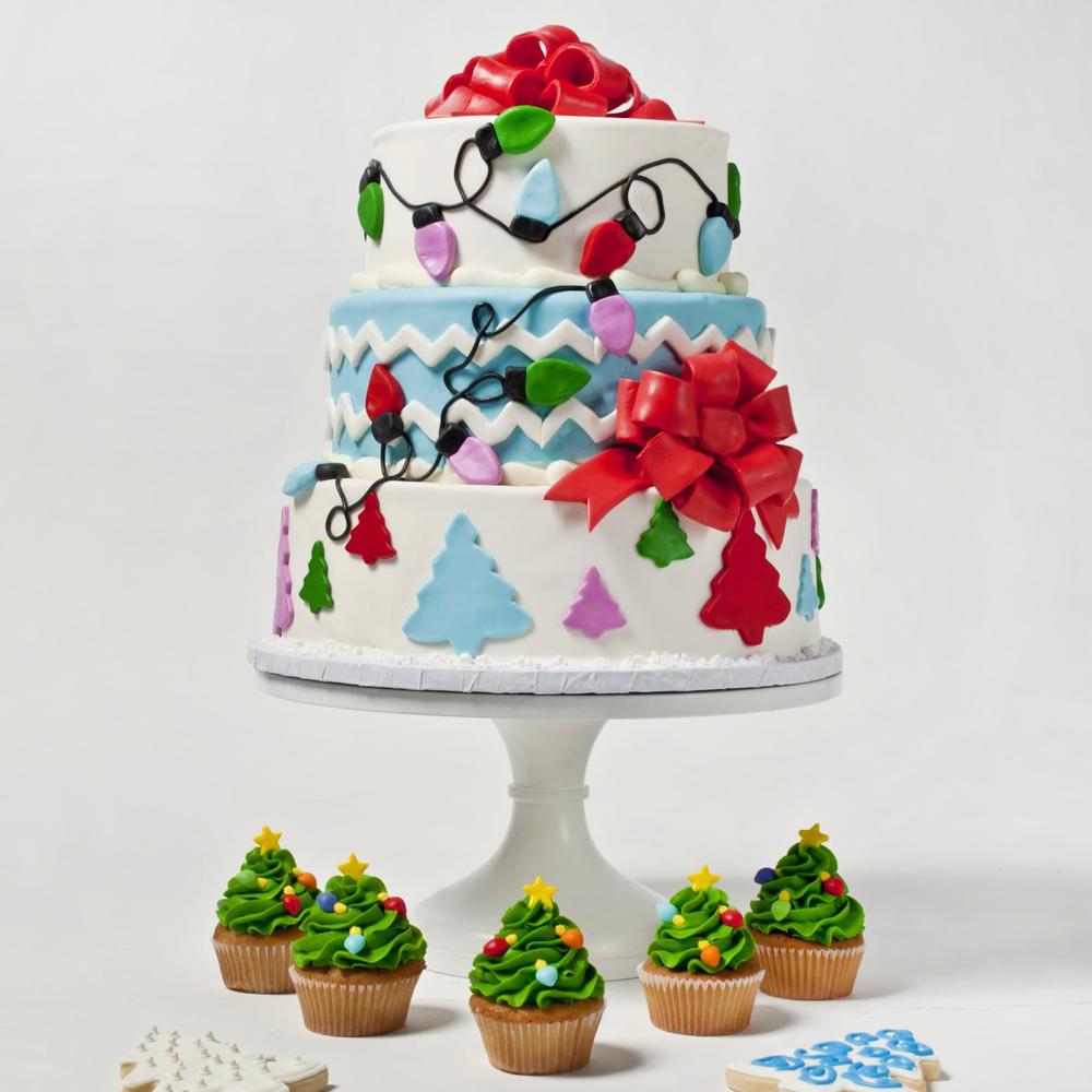 Торт на корпоративный праздник