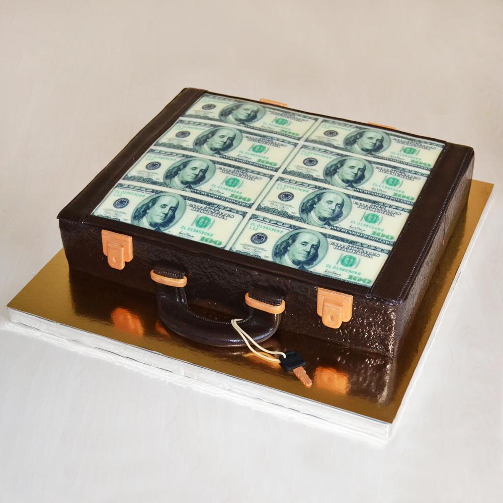 Торт финансовому директору