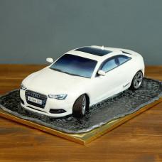 Торт Audi A5 Coupe для начальницы