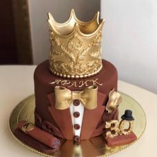 Торт на день босса