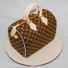 Торт на корпоративный праздник с логотипом