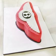 Торт на день рождения компании