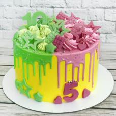 Детский торт на двоих