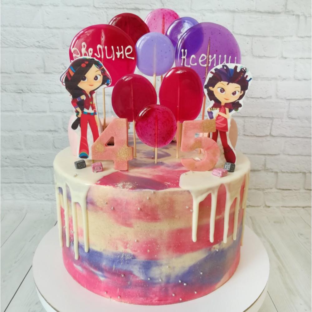 Кремовый торт для двоих