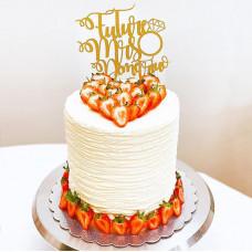 Торт на девишник