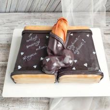 Торт на девичник подруге