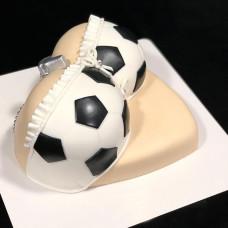 Торт мужчине грудь