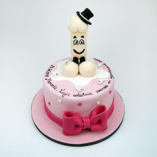 Торт член