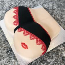 Торт в виде жопы