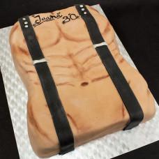 Торт торс качка