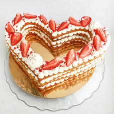 Торт на Valentine's Day