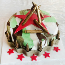 Мужской торт на 23 февраля