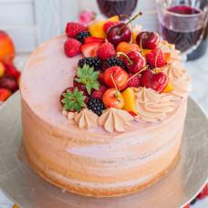 Весенний торт на 8 марта