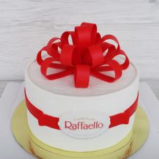 Торт в виде коробки Рафаэлло