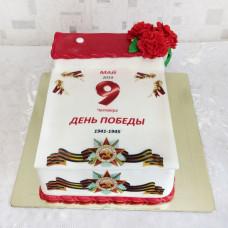 Торт отрывной календарь