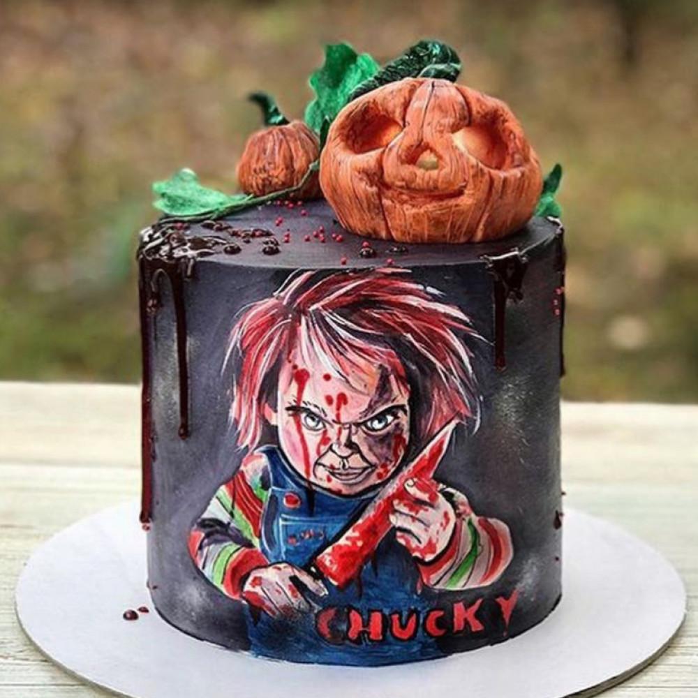 Торт на 31 октября – Halloween
