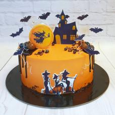 Торт на День всех святых