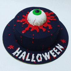 Торт в виде глаза
