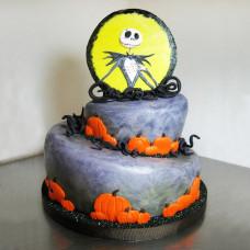 Торт Джек на Хэллоуин