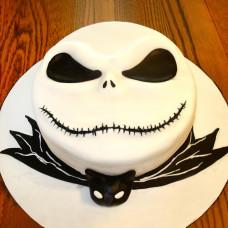 Торт Портрет Джека - похитителя рождества