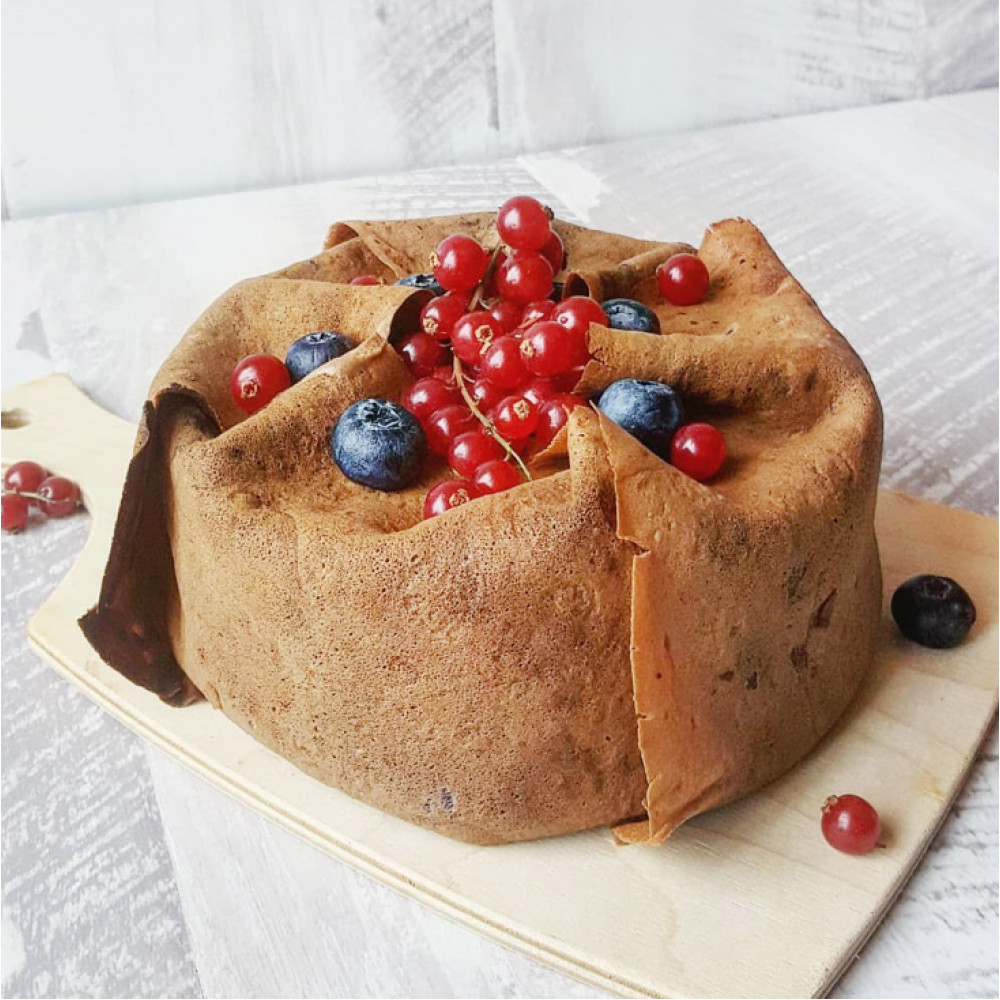 Постный торт на Масленицу