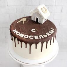 Торт на заселение в новое жилье