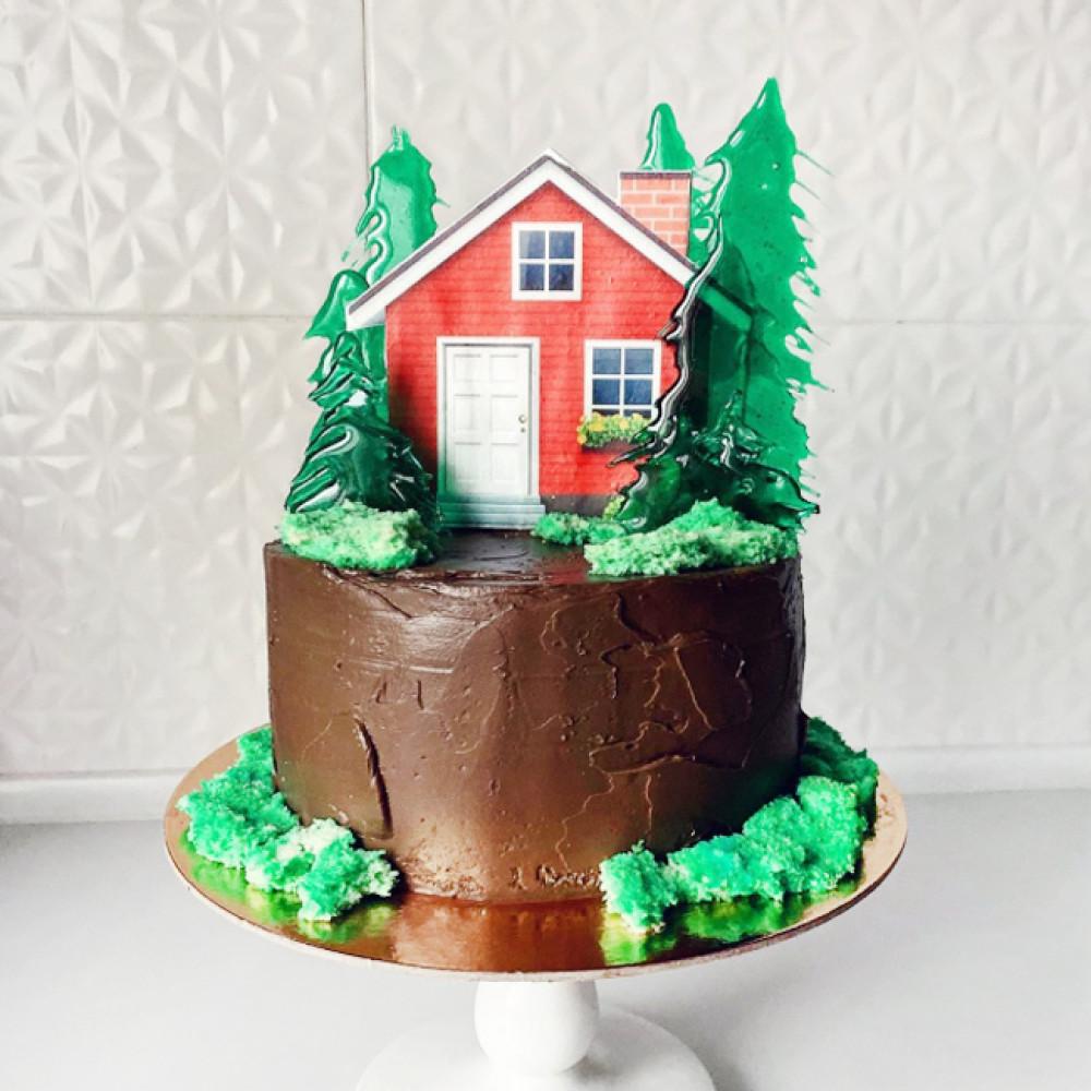 Торт дом