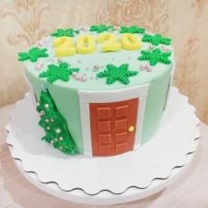 Торт на новоселье друзьям