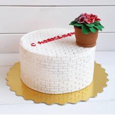 Заказной торт на новоселье