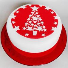 Торт родителям на Новый год