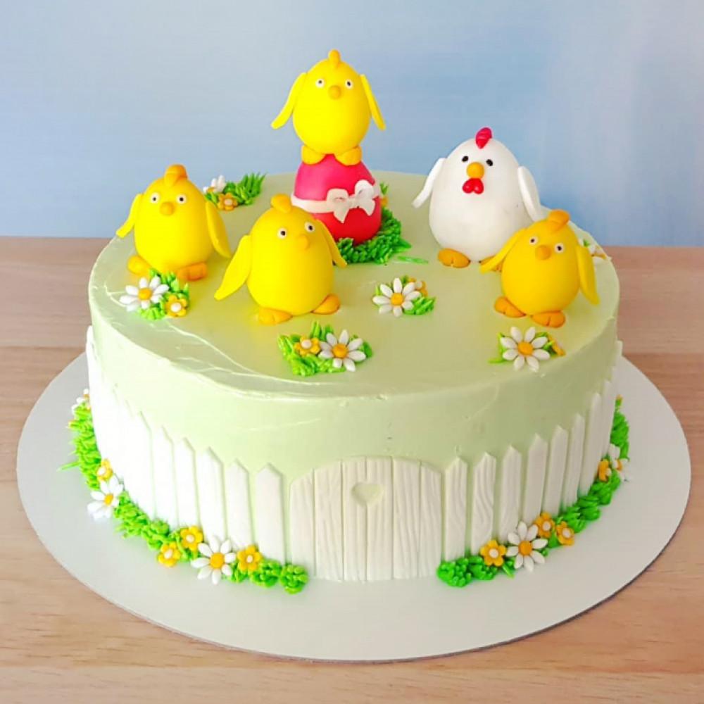 Торт на праздник Светлого Христова Воскресения