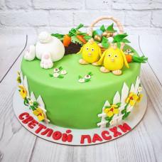 Торт Светлой Пасхи