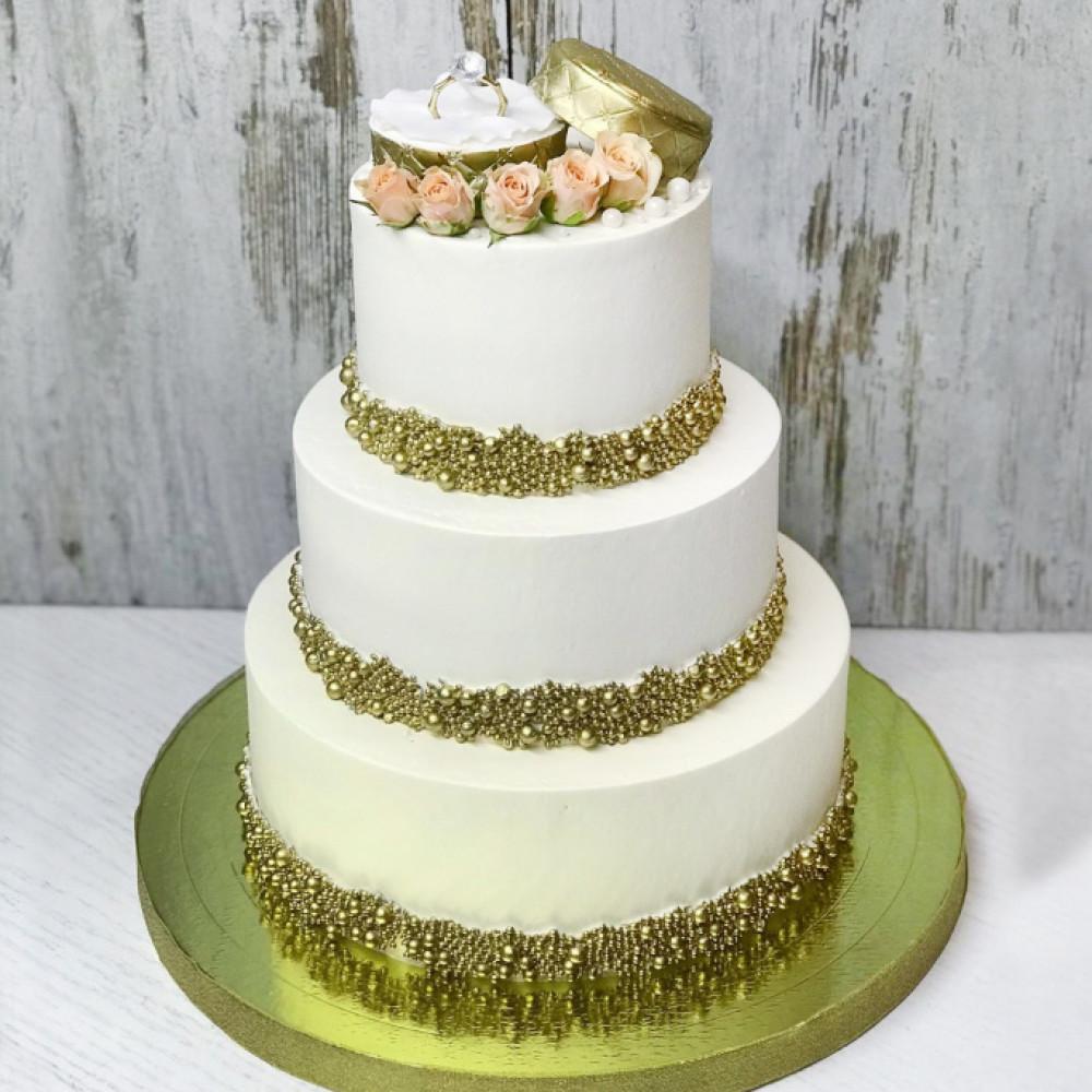 Торт на помолвку
