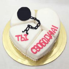 Торт развод